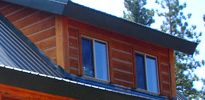 Whisper Creek Log Homes Dormers