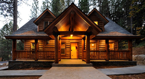 Cabins on Log Homes