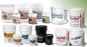 Log Homes Products