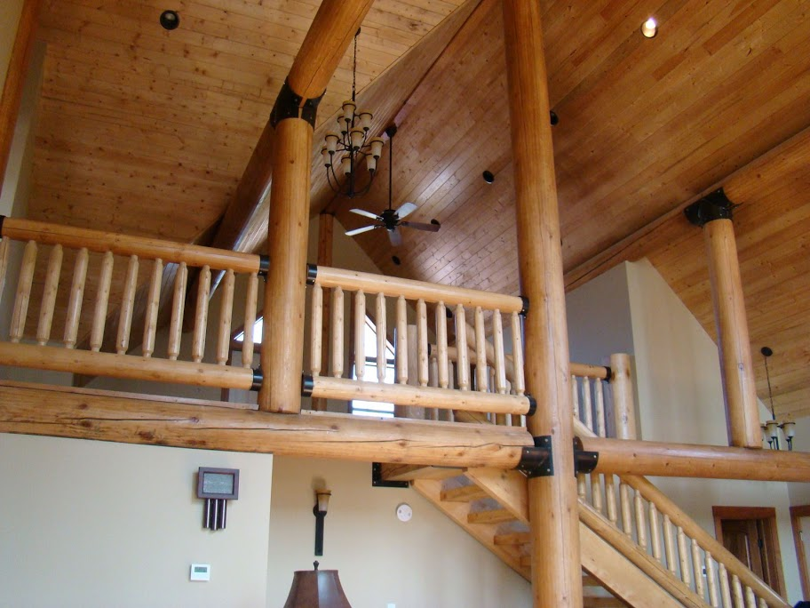 Grizzly Series Whisper Creek Log Homes