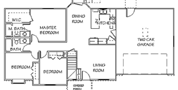 Find Whisper Log Homes Floor Plans Image
